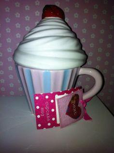 Cupcake mug NEXT