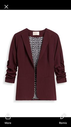 I have this blazer, and I LOVE it! I've seen a gold/mustard colored one, and I'm hoping to get my hands on one I have this blazer, and I LOVE it! I've seen a gold/mustard colored one, and I'm hoping to get my hands on one Stitch Fix Dress, Stitch Fix Fall, Stitch Fit, Stitch Fix Outfits, Zooey Deschanel, Hipster, Stitch Fix Stylist, Work Fashion, Outfit
