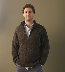 Learn to Knit a Men's Sweater by Staci Perry