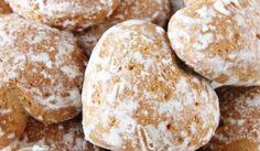 Korenisté perníky Cookie House, Sweet Cooking, Biscuit Cookies, Brownie Cookies, Just Desserts, Donuts, Biscuits, Bakery, Food And Drink