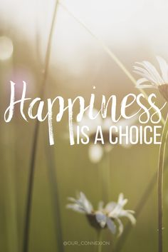 Happiness is a choice, not a result. --Ralph Marston #quote