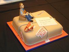 Postal Cake by Sweet_Apollo, via Flickr