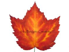 My paper leaves Paper Leaves, Leaf Template, Autumn Leaves, Quilling, Creative, Projects, Art, Bedspreads, Log Projects