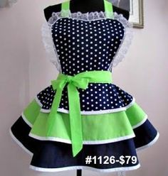 READY to SHIP Aprons - Trophy-Wife Aprons
