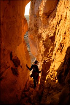 Chaco-Canyon - Found here (New Mexico); enchanting hiking!