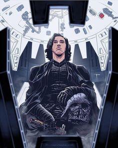 Star Wars Rebels, Star Wars Sith, Star Wars Kylo Ren, Star Trek, Clone Wars, Star Wars Pictures, Star Wars Images, Kylo Ren Fan Art, Starwars