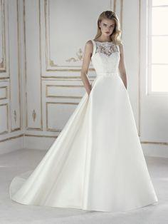 POMPEA ballgown wedding dress