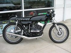Going to model my RD350 restoration after this.