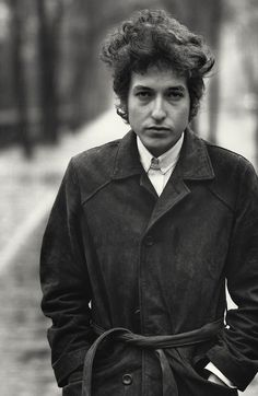 Bob Dylan by Richard Avedon, 1965.