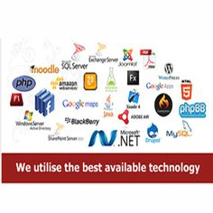Create and manage web application with diverse web frameworks – ranging from designing to development of web applications.