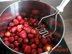 Toto je stokrát lepšie ako klasika s kryštálovým cukrom: Zdravý jahodový džem bez chémie a cukru, ktorý chutí fantasticky Raspberry, Strawberry, Fruit, Cooking, Food, Chemistry, Kitchen, Essen, Strawberry Fruit