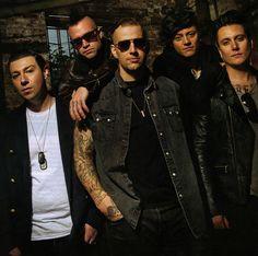 Avenged Sevenfold Zacky Vengeance Johnny Christ M. Avenged Sevenfold, Great Bands, Cool Bands, Matt Sanders, Killswitch Engage, Jimmy The Rev Sullivan, M Shadows, Zacky Vengeance, Synyster Gates