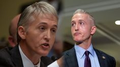 Trey Gowdy's Changing Looks: The Benghazi committee chairman can't stick with just one style