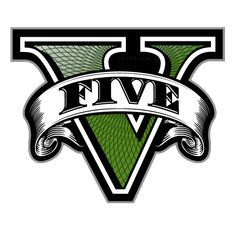 V is for 5...GTA logo analyzed Game Gta 5 Online, Gta Online, San Andreas, Grand Theft Auto, Gta V Five, Gta 5 Mobile, Gta 5 Games, Gta 5 Money, Logos Meaning