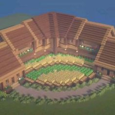 Minecraft Houses Survival, Easy Minecraft Houses, Minecraft House Tutorials, Minecraft Houses Blueprints, Minecraft House Designs, Minecraft Tutorial, Minecraft Crafts, Minecraft Cottage, Minecraft Desert House
