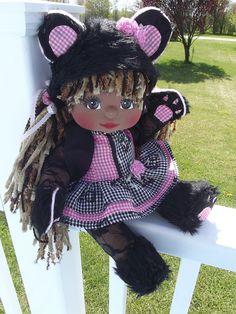 OOAK Mattel My Child Doll ~ Little Bear ~ Commission Doll by jesska80, via…