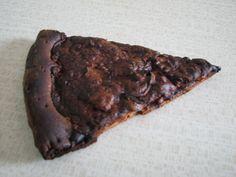 Burnt Pizza.