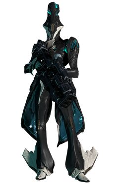 LIMBO is the Magician of Warframes. Master of rifts and dimensions, he banishes his enemies beyond the planes of existence.