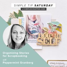 As part of our Simple Tip Saturday series, we'reinviting fresh voices into the mix. Today we're hearing fromPeppermint Granbergwith her simple tip. What
