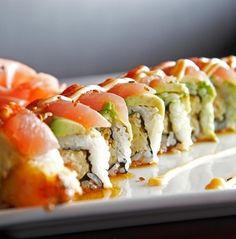 Craving #sushi by jewel