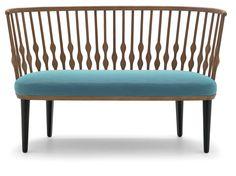Beech small sofa, Design by Patricia Urquiola