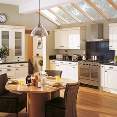 Side-return kitchen extension | Kitchen extension | PHOTO GALLERY | Beautiful Kitchens | Housetohome.co.uk