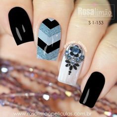 Gelish Nails, Diy Nails, Gorgeous Nails, Pretty Nails, Claw Nails, Modern Nails, Beautiful Nail Designs, Nail Art Hacks, Acrylic Nail Designs