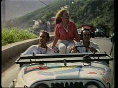 É Preciso Saber Viver - Clipe do filme Roberto Carlos e o Diamanre Cor de Rosa - Roberto, Erasmo e Wanderlea
