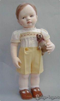Teresa Churcher и её текстильные куклы. Reborn Dolls Silicone, Effanbee Dolls, Toddler Dolls, Baby Dolls, New Dolls, Miniature Dolls, Vintage Dolls, Doll Patterns, Beautiful Dolls