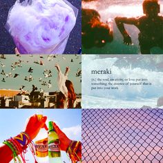 MBTI Aesthetics: ENFP  Requested by anonymous