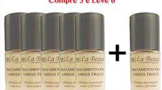 Tratamento Unhas Fracas La Beaute - Compre 5 leve 6 - Chic Mix