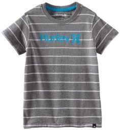 Hurley Boys 2-7 Og Screen Print T-Shirt