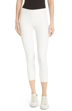7489729b0c21f 16 Best white capri outfits images in 2016 | Casual outfits, White ...