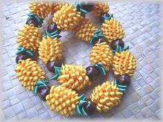 Looks like pineapples!  Nice!