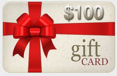 Enter to Win a $100 Gift Card