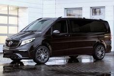 TopCar Mercedes-Benz V-Klasse Inferno Vw Transporter Van, Mercedes Benz Vito, Luxury Van, Vans, Benz Car, Road Trippin, Car Wrap, Nice Cars, Van Life