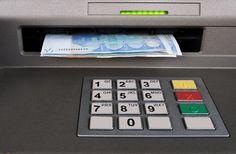 Gjøre kontantuttak i utlandet? Cash Machine, Office Phone, Landline Phone, Close Up, Infographic, Stock Photos, Detail, Infographics, Visual Schedules