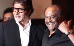 Amitabh Bachchan Becomes The Political-Guru To #Superstar Rajinikanth!