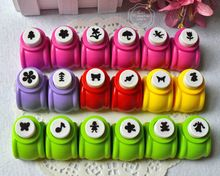 DIY Scrapbooking Decorative Hole Puncher Child Mini Puncher Printing Paper Hand…