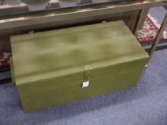 Military STYLE (not From The 40s), Also Wooden Ebay $70 Http:/