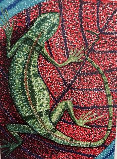 Art 1 pointillism project