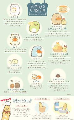すみっコぐらし 8月発売「すみっコパンきょうしつ」テーマ Kawaii Doodles, Cute Doodles, Kawaii Art, Cute Animal Drawings Kawaii, Cute Drawings, Kawaii Stickers, Cute Stickers, Cute Photos, Cute Pictures
