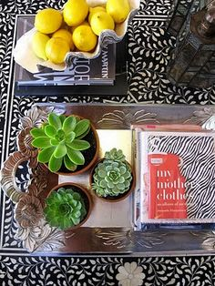 TOP TIPS for STYLISH VIGNETTES {that are classy, not cluttered; inspired, not insipid} #vignette #design