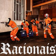 ANTRO DO ROCK: Racionais MC's: Cores & Valores