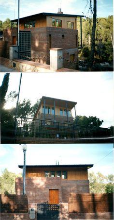Ideas de #Casas de estilo #Moderno diseñado por Eduardo de la Torre Arquitecto con  #CajonDeIdeas