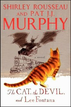 .cat mystery book