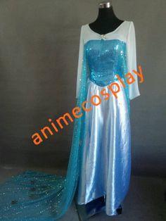Disney Princess 2013 New Disney Movies Frozen by animecosplaywig, $168.00