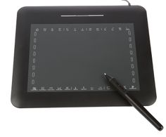 Amzdeal 8 X 6 Inches Graphic Drawing Tablet Graphic tablet