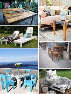 Pallet Furniture - Casual Crafter