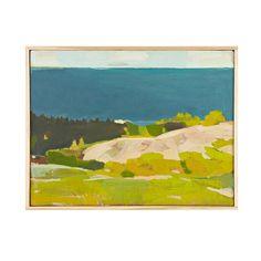 """""""Mount Tam in May I"""" by Karen Smidth"""